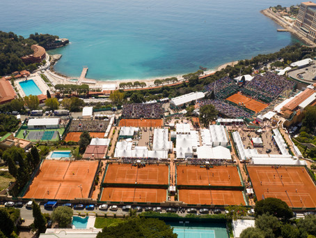 Monte-Carlo Rolex Masters: Tennis Without Spectators