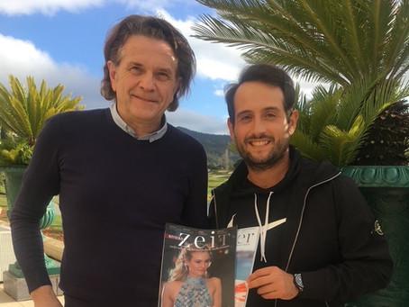 Golf: Südfranzose Alex Levy ist wieder auf Kurs