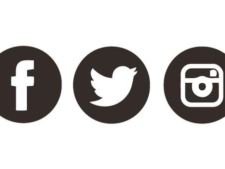 Die RIVIERAZEIT in den sozialen Medien