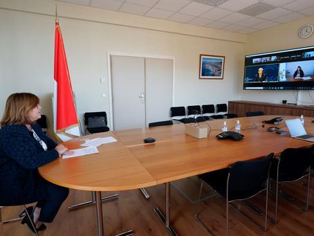 Monaco nimmt an internationalem Klima-Gipfel teil