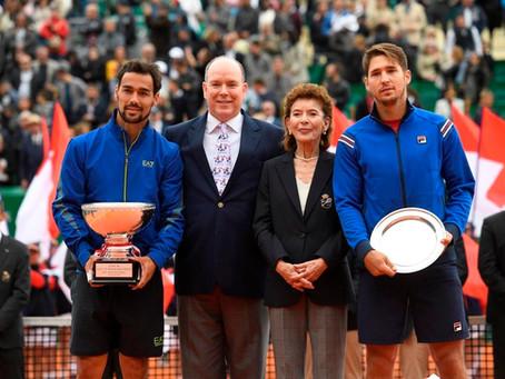 Monte-Carlo Rolex Masters: Tennis ohne Zuschauer