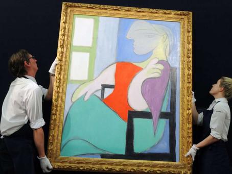 44 Jahre nach ihrem Tod: Portrait von Picassos Geliebter versteigert