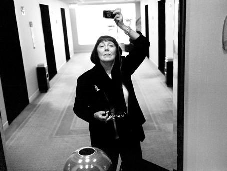 Fotografin June Newton in Monaco gestorben
