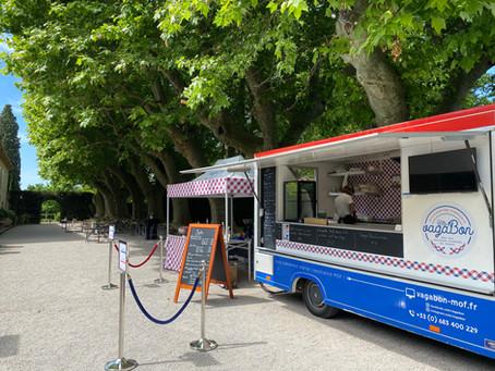 Haute Cuisine auf Rädern: Neuer Foodtruck diesen Sommer in Weingut im Var