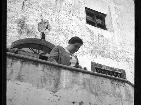 1933 mit den Manns in Le Lavandou: Brecht-Schauspielerin Therese Giehse wird geehrt