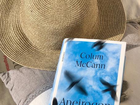 """Lesen gegen Langeweile: """"Apeirogon"""" von Colum McCann"""