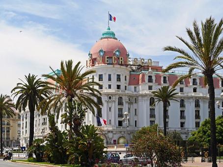 Erste Luxushotels an der Côte d'Azur öffnen Anfang Mai
