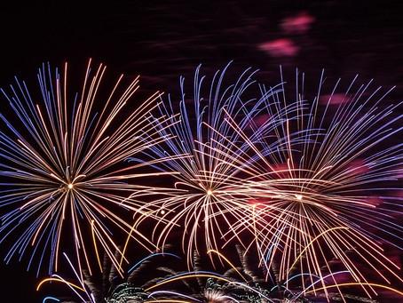 Auftakt am Nationalfeiertag: Cannes lädt zum Feuerwerks-Festival