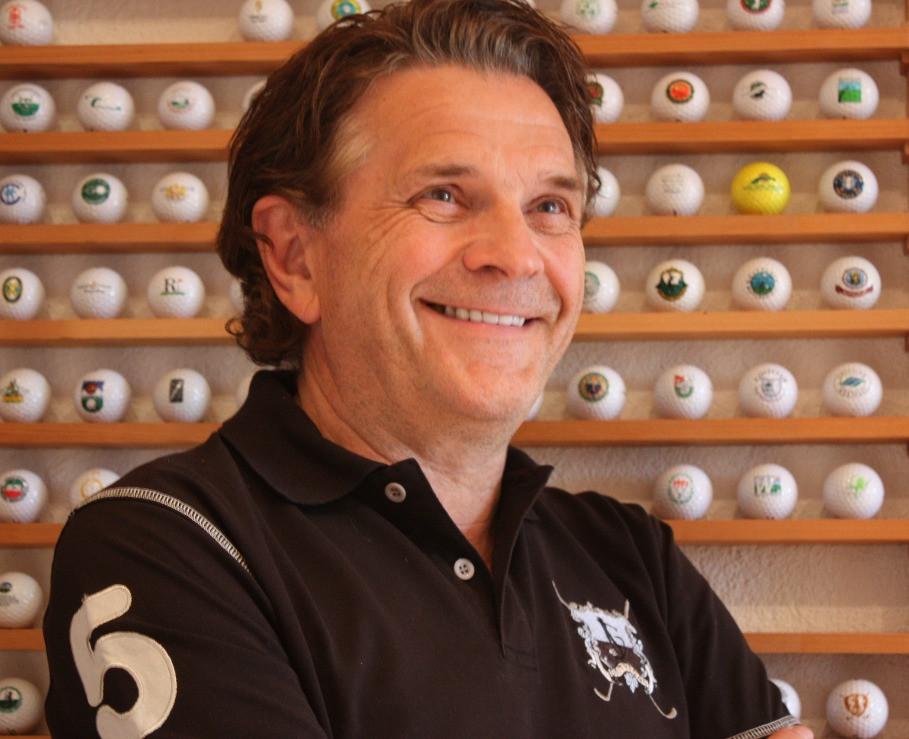 RZ-Golfkolumnist Raimund Theobald