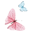 Aquarel Butterfly 14