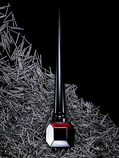 vernis louboutin rouge