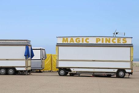 Magic pinces