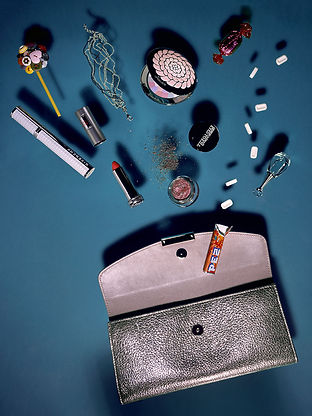 still-life-sac-jimmy-choo-cosmétiques-luxe