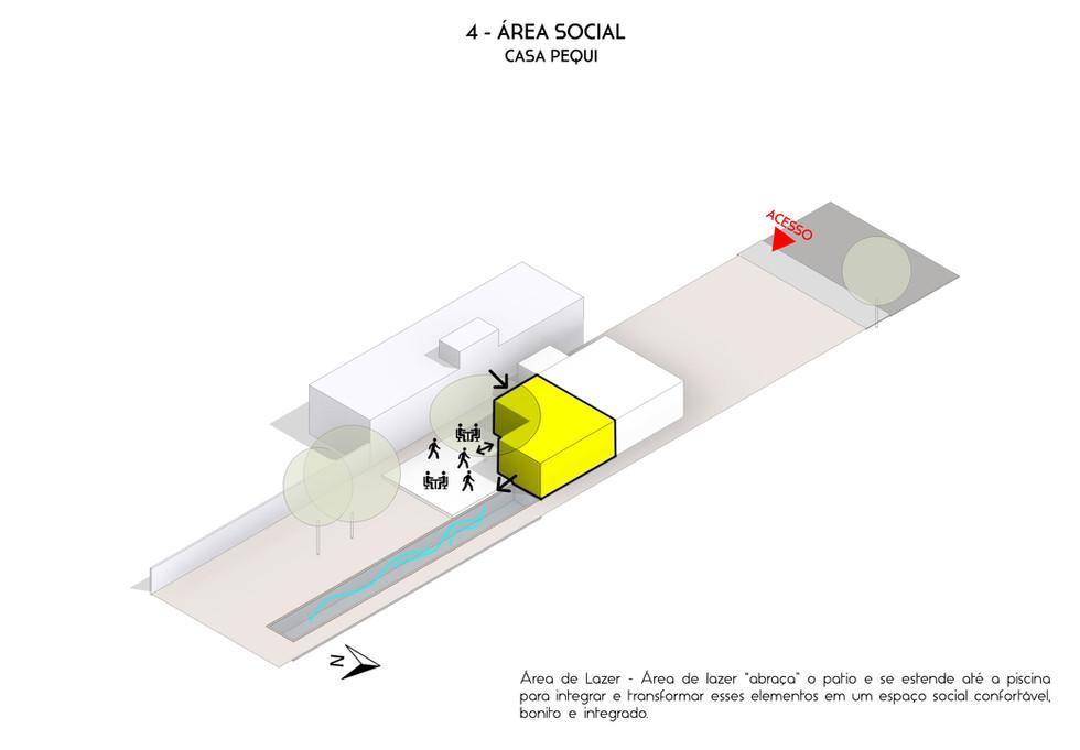 4 - Área social