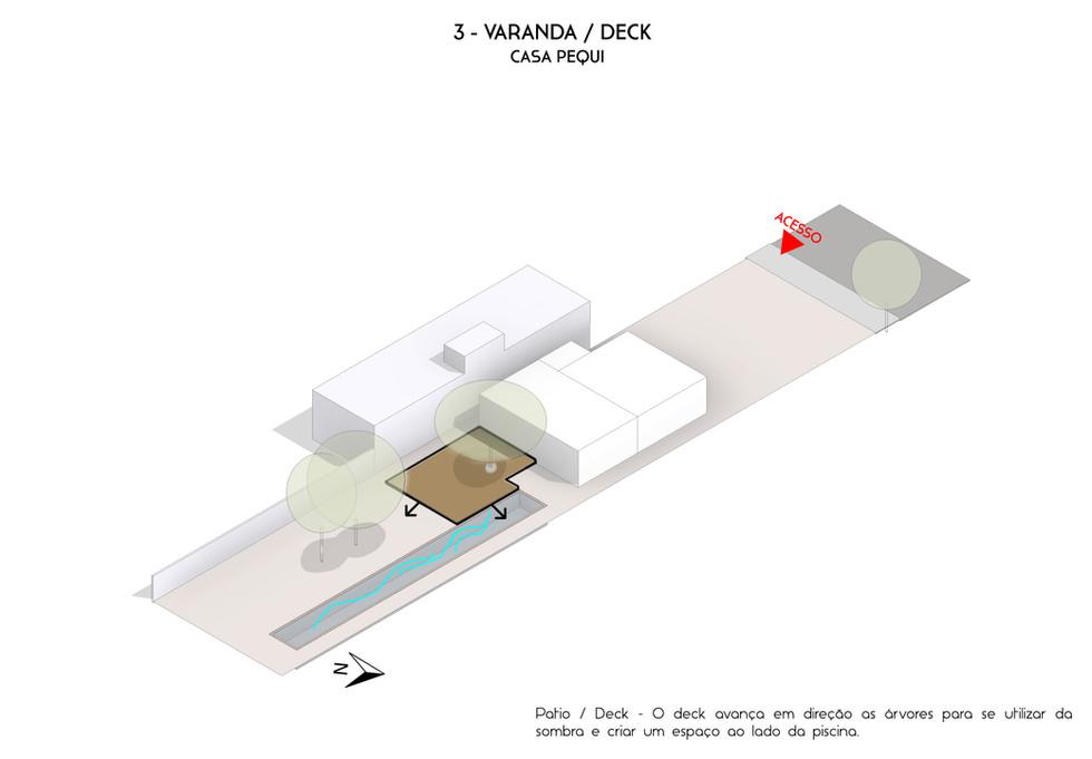 3 - Varanda / Deck