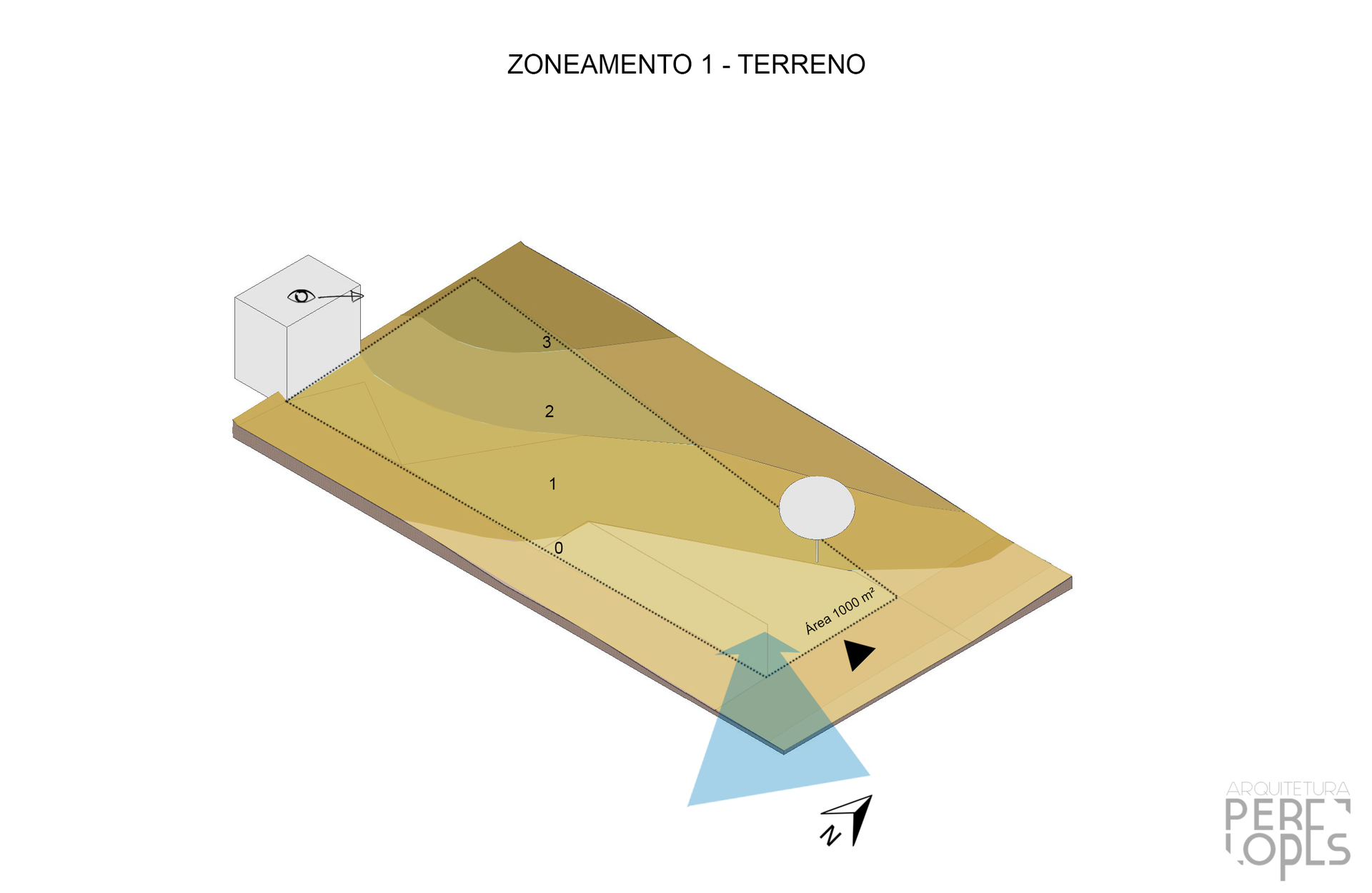 ZONEAMENTO 1 - TERRENO