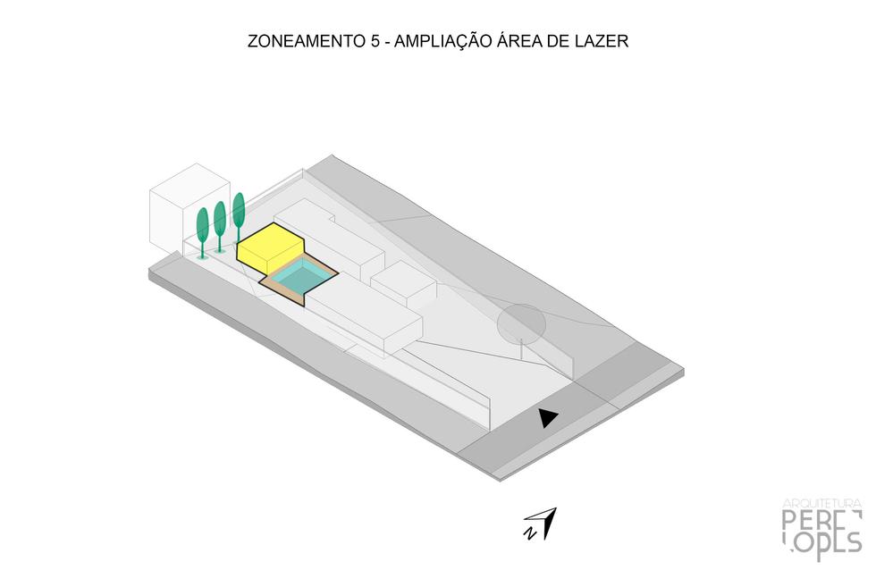 ZONEAMENTO 5 - ÁREA DE LAZER