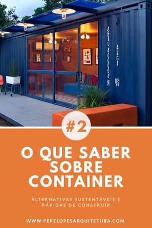 O que você precisa saber sobre Container | Arquitetura