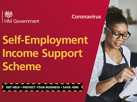 Further financial support for the self employed
