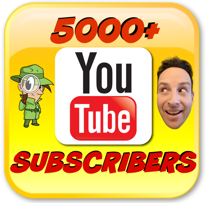 """5000+ Subscribers and """"Wall Street?!"""" Read On!"""