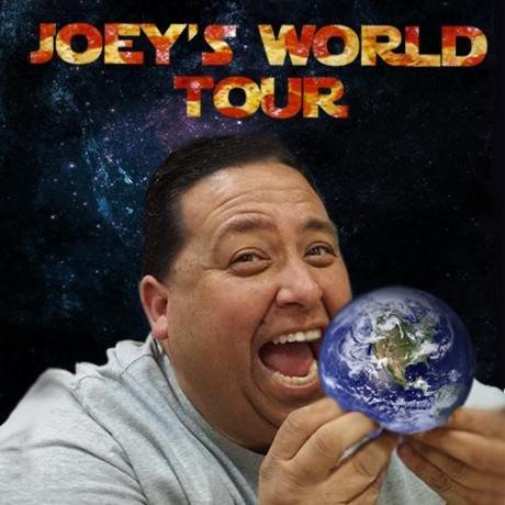 FEATURED CREATOR: JOEY'S WORLD TOUR