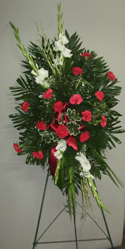 Funeral Spray #3 $125.00