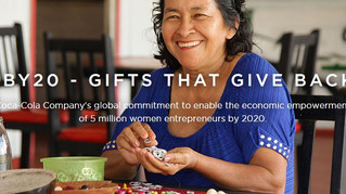 Coca-Cola Making Entrepreneurs out of Artisan Women - Must See Products!