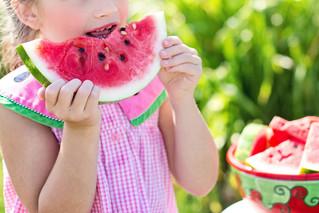 Helping Kids Thrive Through Food Ed