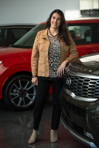 Latina engineer helps build a luxury SUV and offers inspiration for girls considering careers in STE