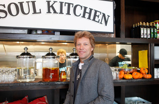 Rock On! Bon Jovi Feeds the Hungry with Dignity