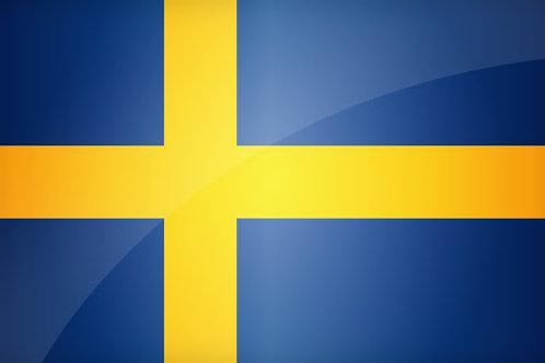 Sweden - Monthly offset