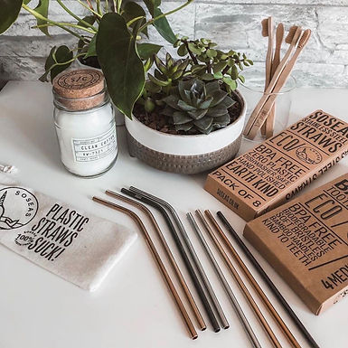 Earth kind products for a zero-waste lifestyle