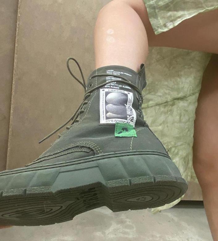 Plant based foot wear