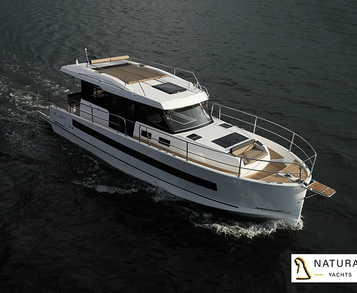 First zero-emission line Northman Yachts - Electric & Fuel Cell powered