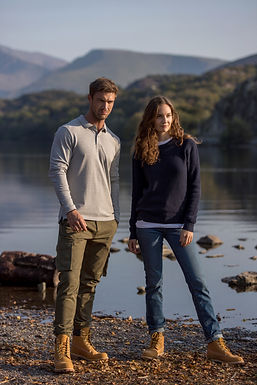 Sustainable and ethical casual wear for men & women