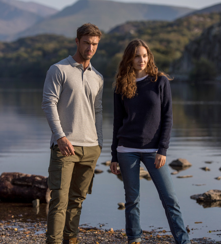 Sustainable and ethical casual wear for men, women, and gender inclusive