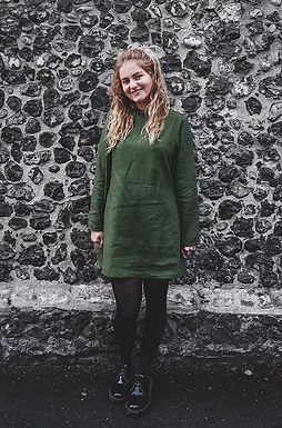 Sustainable fashion doesn't have to be subtle!