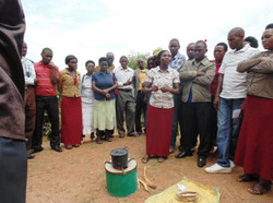 Rwanda komfur