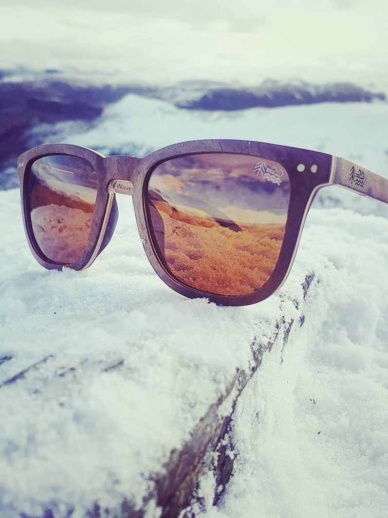 Sustainable Wooden Sunglasses With A Mission To Make A Difference