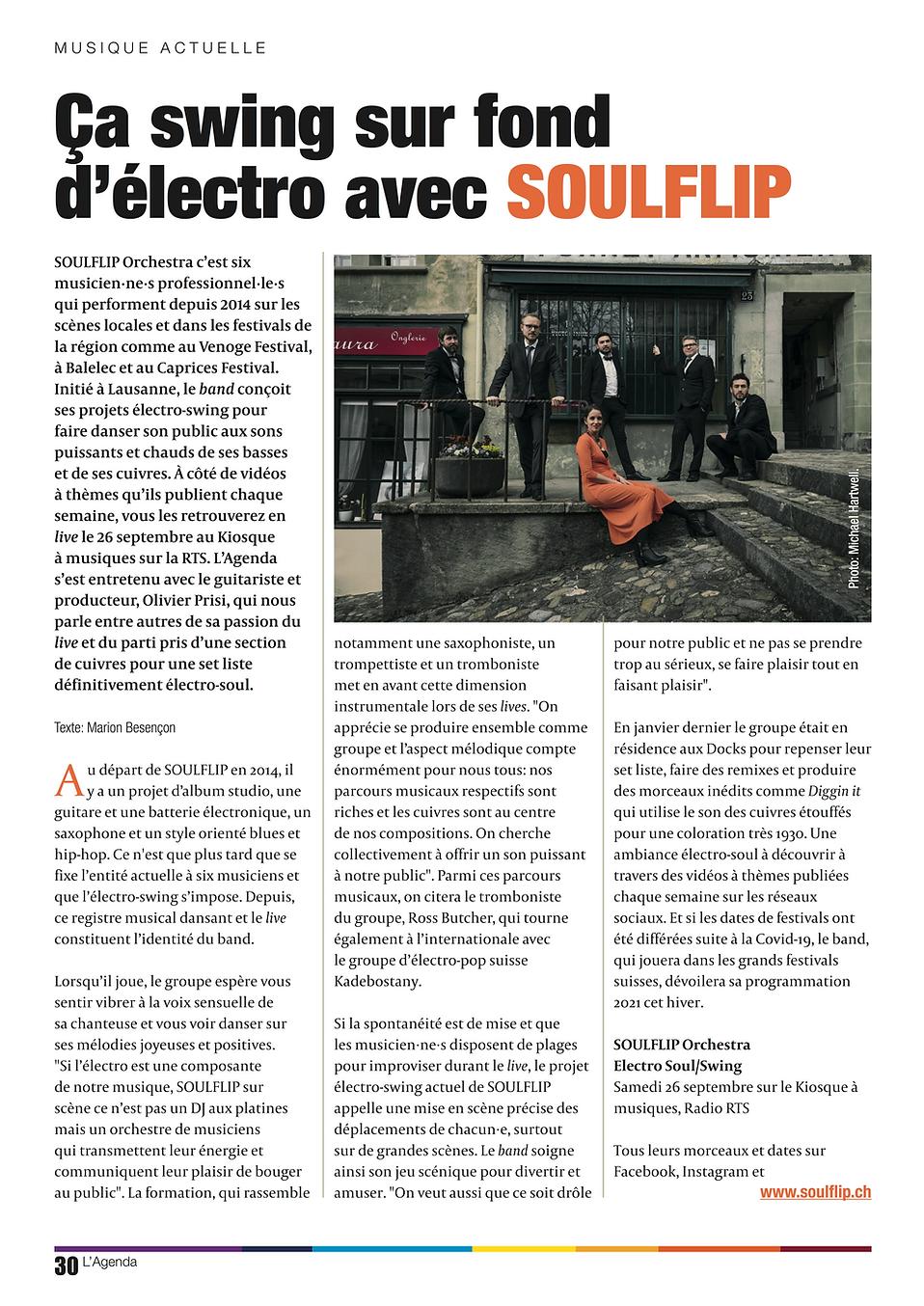 L'Agenda 86 - Soulflip Orchestra.png