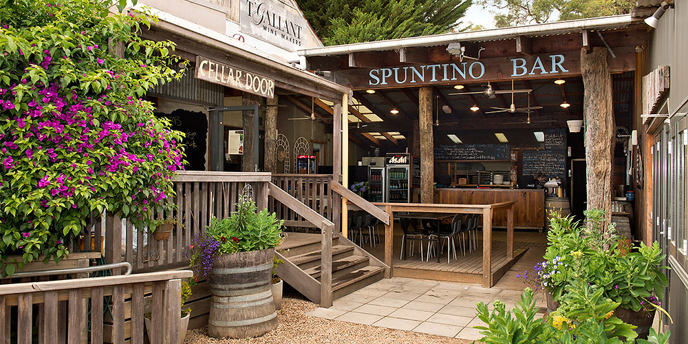 T'gallant Cellar Door and Spuntino Bar