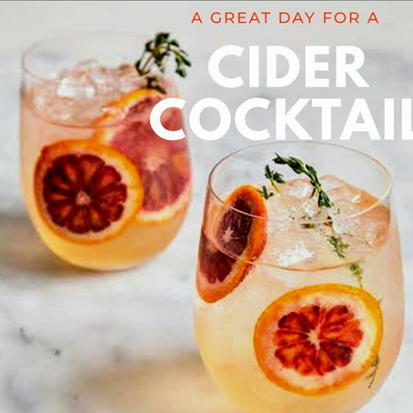 A Taste of Summer all Year Round with Mr Little Cider and Little Spritz