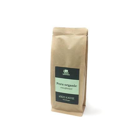Peru organic entkoffeiniert