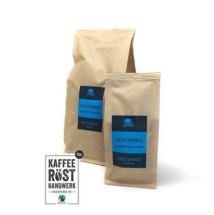 Colombia fair trade / organic