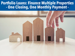 Portfolio Loans - Finance Multiple Prope