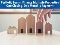 Portfolio Loans - Finance Multiple Prope