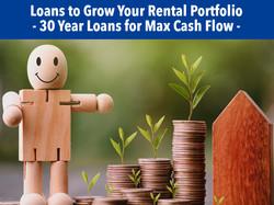 Loans to Grow Your Rental Portfolio - 30