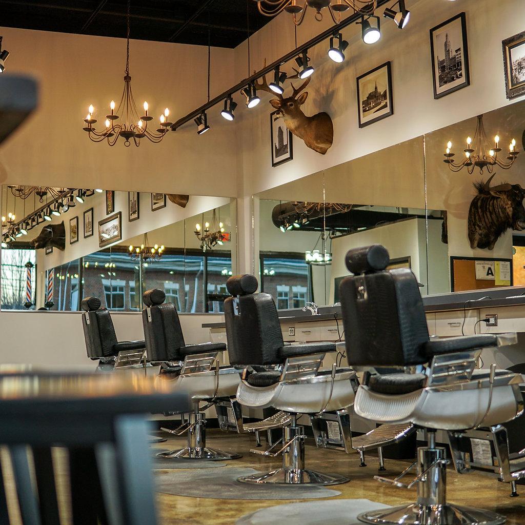 Arturo's Barber Shop Asheville