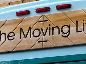 THE MOVING LIFE…
