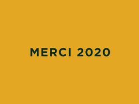 MERCI 2020!